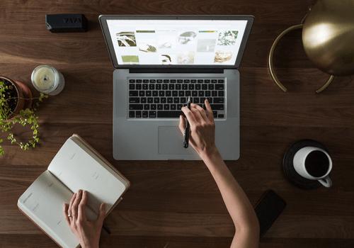 guida a sito web, blog e newsletter